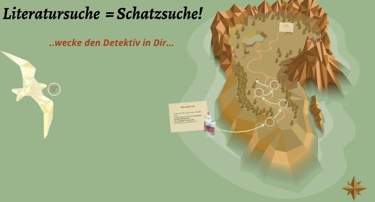 Prezi Schatzsuche