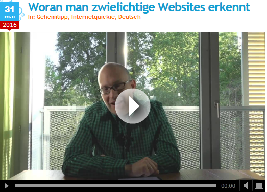 zwielichtige websites